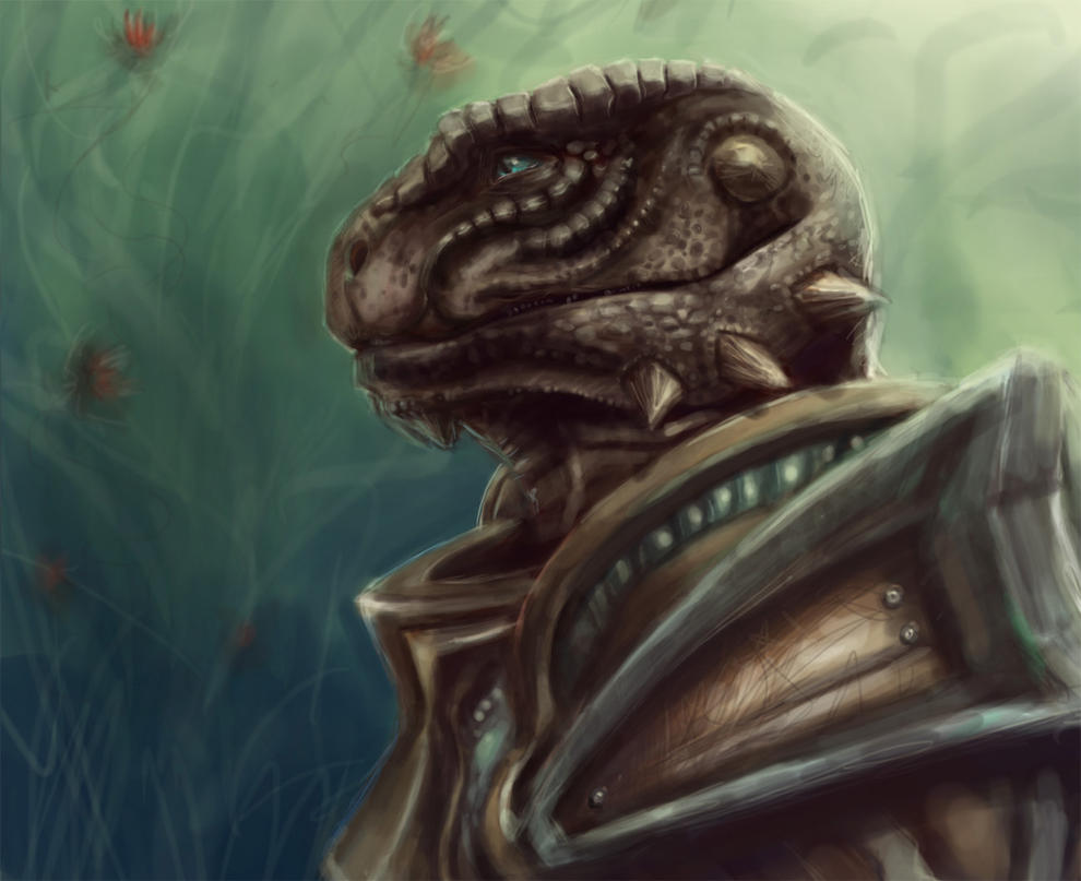 Commission: Noga by ValkiriaIX