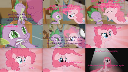 Pinkixander's Existential Crisis (pic and video)