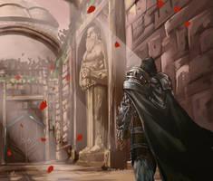 Arthas betrayal by HI-artist