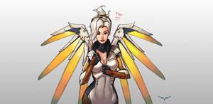 Mercy by HI-artist
