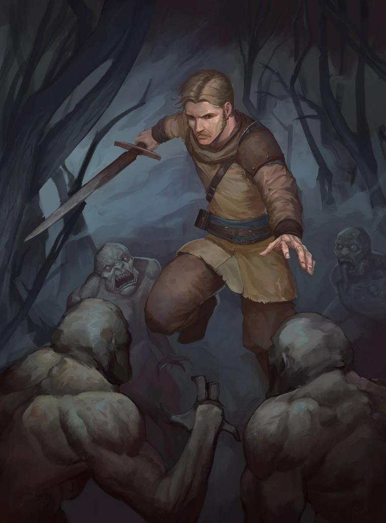 Ambush by HI-artist