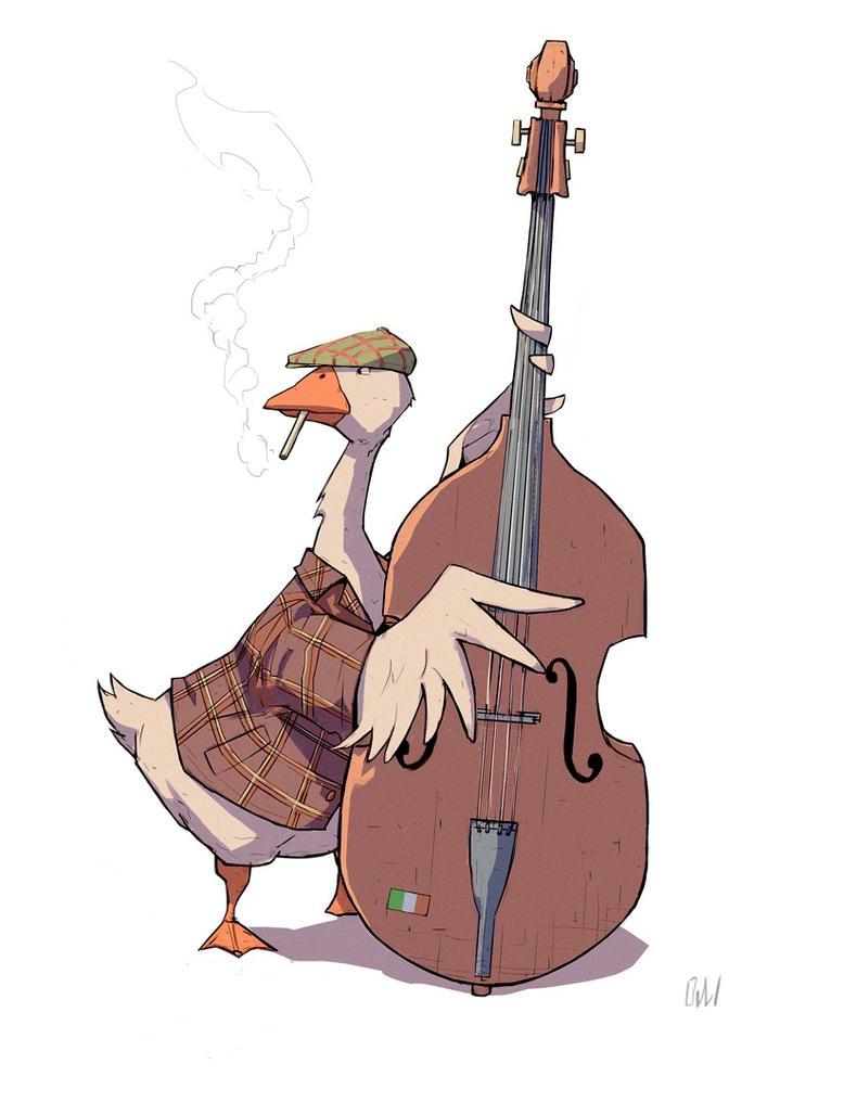 Goose by HI-artist