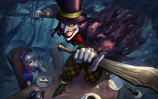 Shaco Mad Hatter