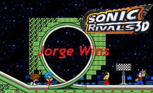 Sonic Rivals 3D (Screenshot 2)
