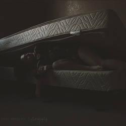 Hiding Away by eringraboski