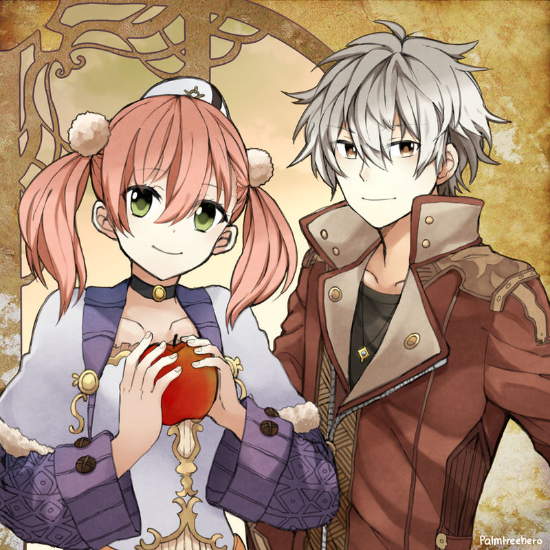 Atelier Escha and Logy Anime Congratulations!