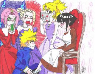 Fairy Tale Contest by Kajina