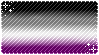 Asexual Stamp