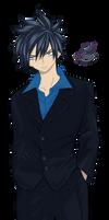 Gray Fairy Tail Vector