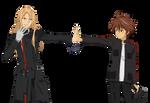 Tomodachi - half size Update