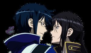 Reisi and Kuro - K -Vector