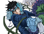 Gareki and Yogi AC V - Karneval - Vector