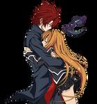 Arisu and Ai - Vector