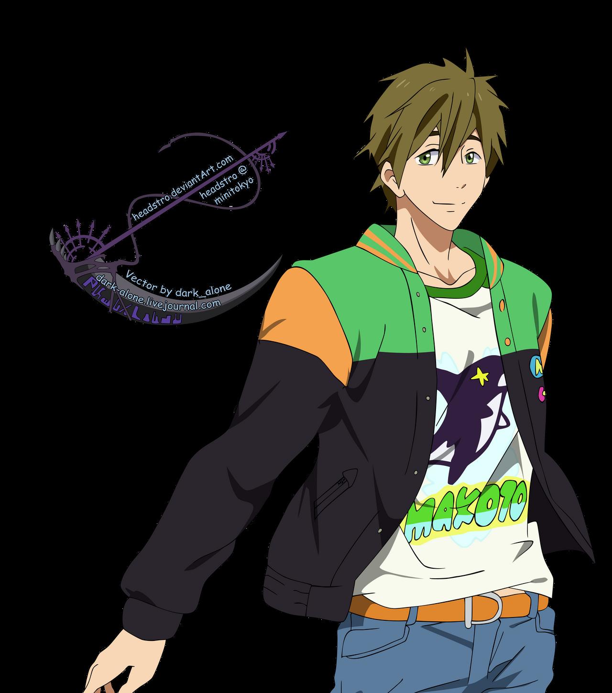 Makoto - Free - Vector