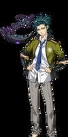 Totsuka Takeru  - Kamigami no Asobi - Vector