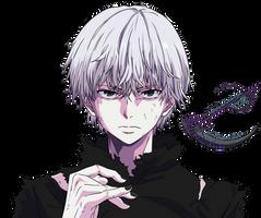Kaneki Ken - Tokyo Ghoul - Vector 3