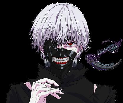 Kaneki Ken - Tokyo Ghoul - Vector 3 Masked