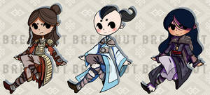 Mongol Prince AUCTION Batch - [CLOSED] by TheBreadnut