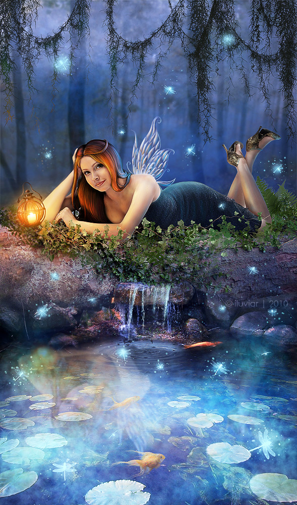 Where fairytale is born by iluviar