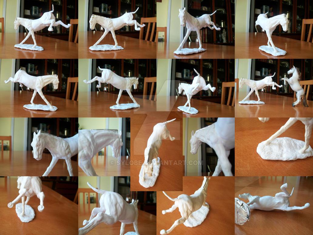 Escultura sin titulo by SyLoBe