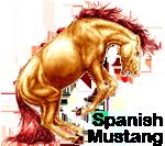SpanishMustang
