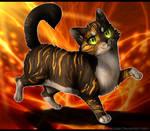 :Pyromania: Eliza Chibi