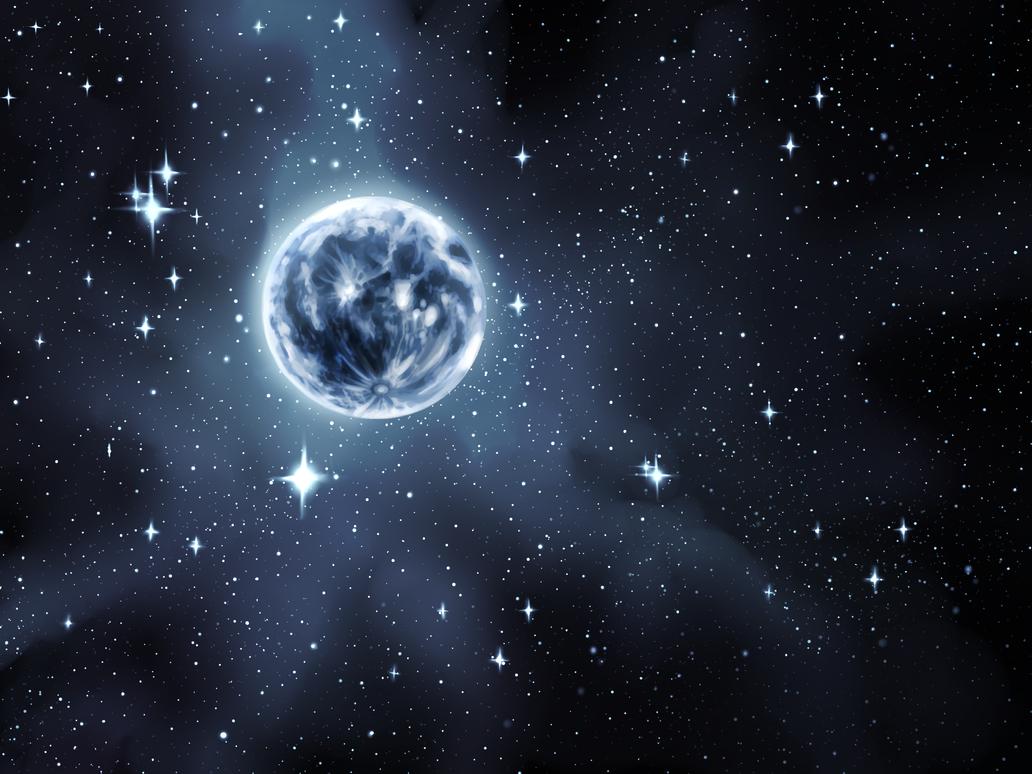 Moon by eliza1star