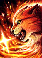 Firestar by eliza1star