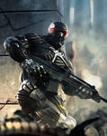 Crysis 2 Artwork