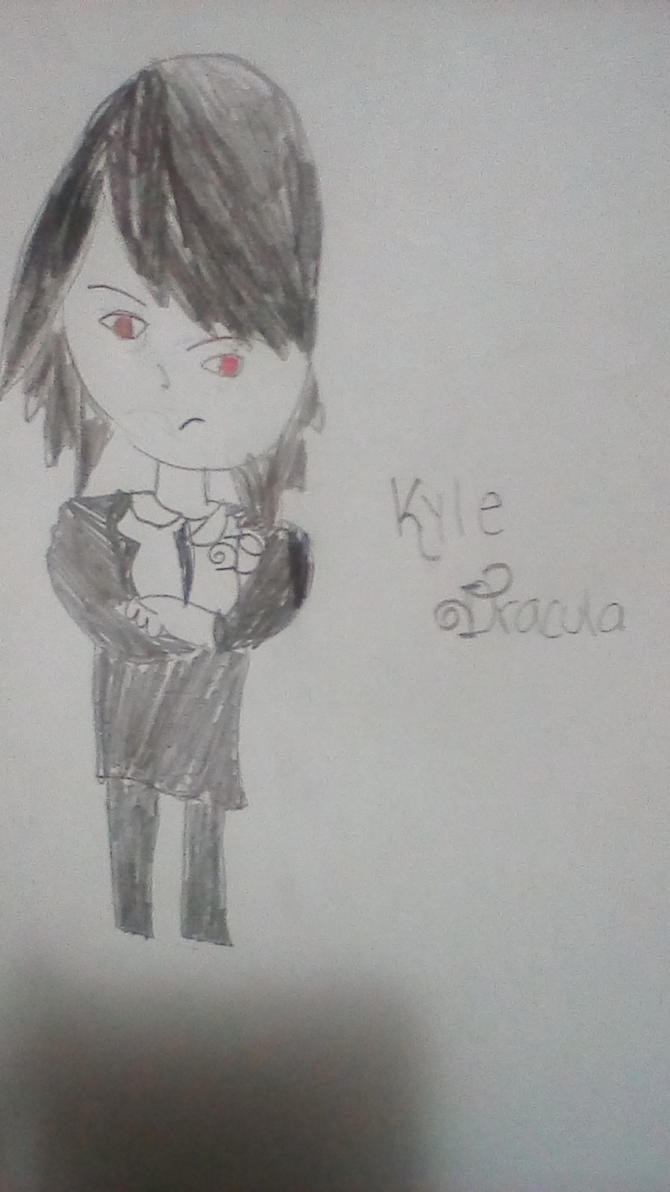 Kyle Alfred Dracula by JulieBnHaLover247