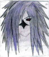 Demonic Sasuke by Turkishdelight114