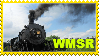 Western Maryland Scenic Railroad Stamp by Engine97