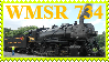WMSR 734 Stamp by Engine97