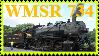 WMSR 734 Stamp by Engine97