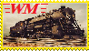 Western Maryland Stamp by Engine97