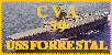 Uss Forrstal Stamp by Engine97