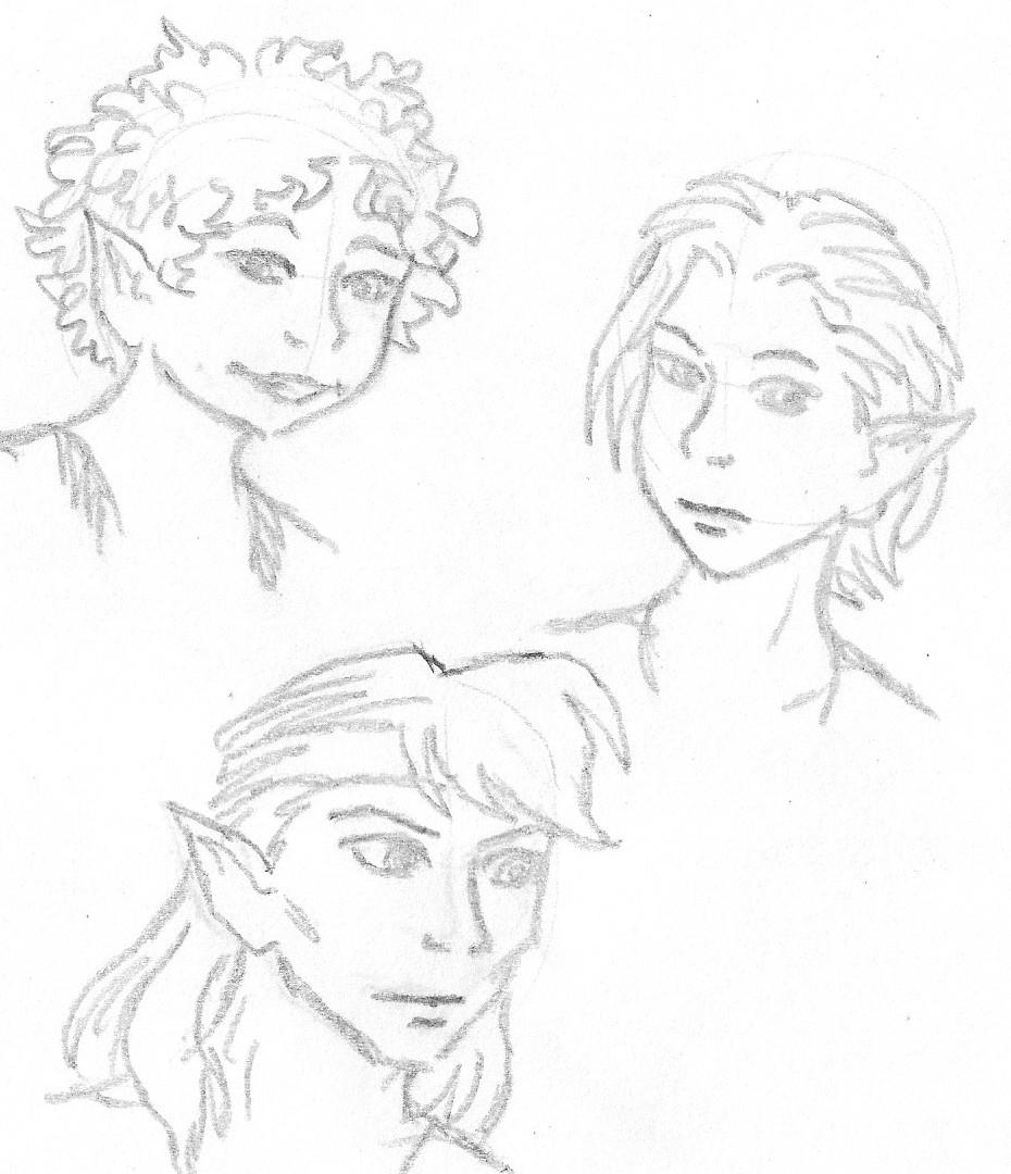 Sifra's Strongbow family fanart - Page 10 Elfquest_ocs_by_janaweijers-dbw45xc