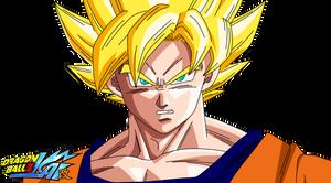 Goku - Dragonball Kai by Zed-Creations