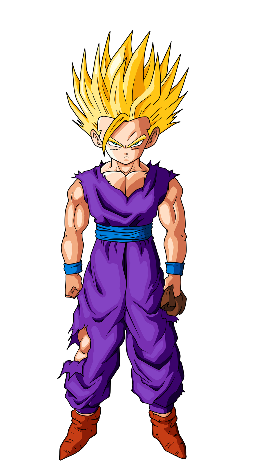 dragonball picture teen z