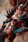Monster Hunter: Drilltusk II by ellenlilyphoto