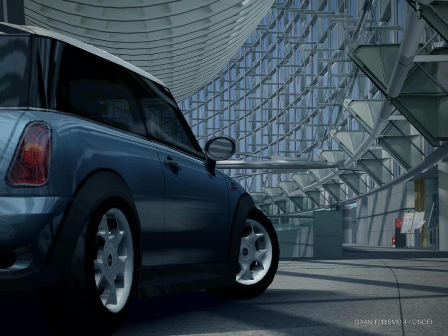 GT4 - Mini Cooper S by Shroomkin