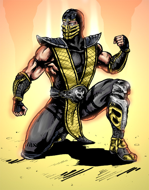 Part 14 / 14 Scorpion_MK_vs_DC_comics_by_predatorhunter79