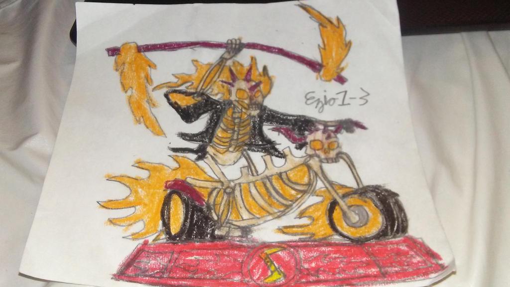meet the skylanders fryno motorcycle