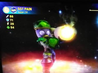 Skylanders Imaginators: Sgt Pain by Ezio1-3