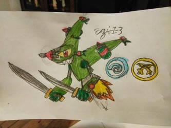 Skylanders Imaginators OC: Dogfight by Ezio1-3