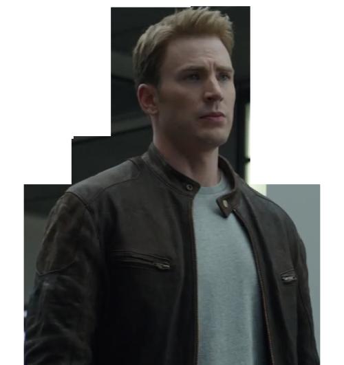 Steve rogers transparent
