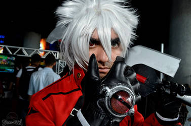 Ragna the Bloodedge - Blazblue: Calamity Trigger by iBzrra