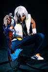 Riku - Kingdom Hearts II by iBzrra