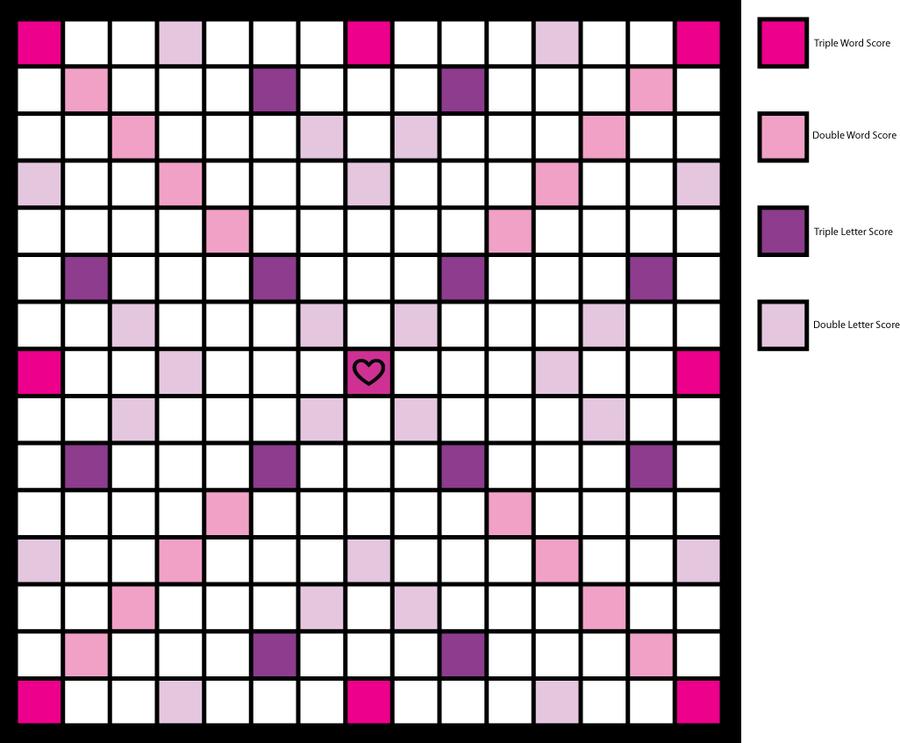 Scrabble Board by Ha-nee on DeviantArt