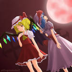 Touhou - Scarlet Devils